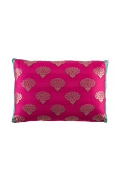Silk Brocade Cushion