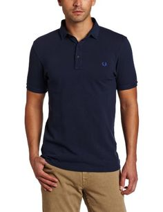 Fred Perry Men's Overdyed Gingham Trim Polo, « Impulse Clothes