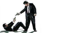 Reservoir Dogs - Mr. Pink & Mr. White