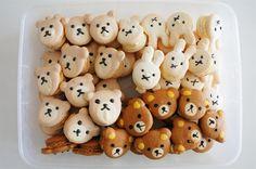 Assorted Cute Macarons