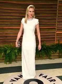 Naomi Watts Evening Dress - Naomi Watts was all about minimalist elegance in a…