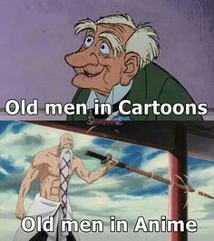 Cartoons vs Anime: THERE CLEARLY IS A DIFFERENCE PEOPLE #anime #manga