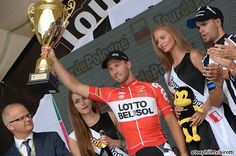 2014 tour-de-pologne photos stage-04 - Your stage 4 winner, Jonas Van Genechten (Lotto - Belisol)