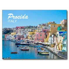 Shop Italy - Postcard created by stdjura. Souvenirs From Italy, Mediterranean Sea, Naples, Europe, Island, Photography, Block Island, Photograph, Islands