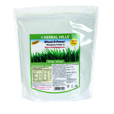 Herbal Hills offers one of the best quality wheatgrass powder & tablet in the world. It is effective in detoxification of the body, Improve immunity & blood purification.