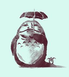 Jabba x Totoro