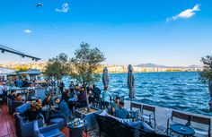 4+1 places to enjoy your coffee overlooking the Thermaic Gulf - blog.thessaloniki.travel