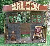 STAND-PARTY decoration de mariage, candy bar, cabine photo booth | THEME WESTERN