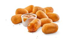 Mini Corn Dogs | Buffalo Wild Wings