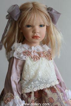 Marusia - Zofia Zawieruszynski Collectible Dolls