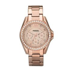 Fossil Women's Quartz Watch Ladies Dress ES2811 with Metal Strap | Your #1 Source for Watches and Accessories
