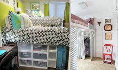 40 Bed Storage Ideas for Small Space