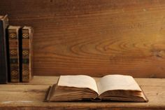 The musty smell of old books. | The 12 Best Smells That No One Ever Talks About