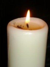 Insumos para hacer velas caseras