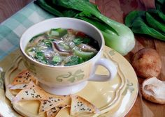... Chicken soup on Pinterest | Ginger Chicken, Chicken Soups and Soups