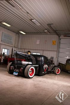 Best Auto Tuning Style : Illustration Description Mike Boyer's 1937 Ford Wrecker rat rod, the Spider Wrecker, was featured in Rat Rod Magazine issue 6 in March 2011. This truck has a hand built frame under it, a sweet flathead V8, and a custom-made tow truck boom out back.