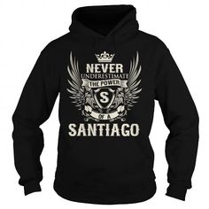 cool SANTIAGO 2017 AWESOME  Check more at https://9tshirts.net/santiago-2017-awesome/