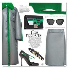 Prada by nuria-pellisa-salvado on Polyvore featuring moda, JoosTricot, Prada, Whiteley and Winter
