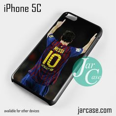 lionel messi 10 Phone case for iPhone 5C and other iPhone devices