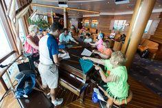 Napkin Artistry Grandeur Of The Seas, Enchantment Of The Seas, Aruba Cruise, Cruise Port, Southern Caribbean Cruise, Royal Caribbean, Celebrity Summit, Freedom Of The Seas, Harbor Town