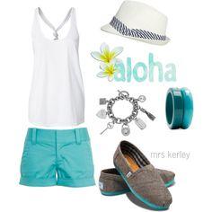 Aloha Turquoise, created by tx-redhead