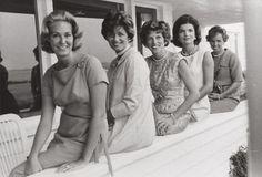 The Kennedy women