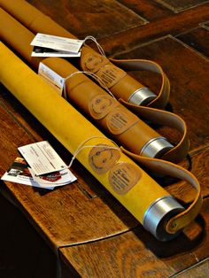 Bamboo Rod Cases