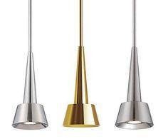 Rocket dwelLED Pendant by WAC Lighting