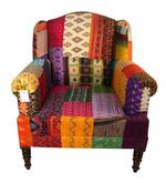 Assorted Designer Single Seater SofaWood Dekor | Single Seater Sofas | Furniture | Pepperfry Product