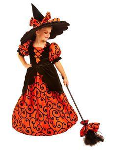 Costume per Halloween da strega versione 6 Buon Halloween 9c70c2138fdf