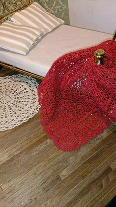 Miniature crochet by Ann