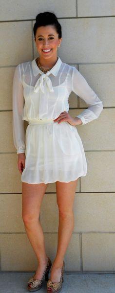 O so pretty in Whitney Eve!