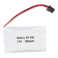 Ni-MH Battery BT446 (3.6v, 800 mAh)