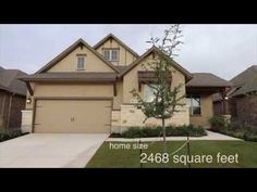 San Antonio Home for Sale- 5011  Farm House (Montgomery floor plan) MLS ...