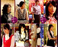 Love her clothes. Eun Hye as Shin Chae-kyeong from Goong/Princess Hours. Really Love You, Love Her, Hug From Behind, Princess Hours, Yoon Eun Hye, Goong, Modern Princess, S Pic, Work Wardrobe