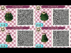Animal Crossing New Leaf winter coat - zipped