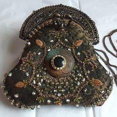 Couture Victorian purse