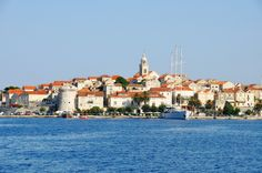 10 Most beautiful towns in Croatia including Korcula!