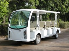 Electric Tow Tractor, Electric Golf Buggy For Sale Electric Cars For Sale, Electric Golf Cart, Utility Truck, Sightseeing Bus, Recording Studio Home, Food Truck Design, Pretty Cars, Weird Cars, Best Luxury Cars
