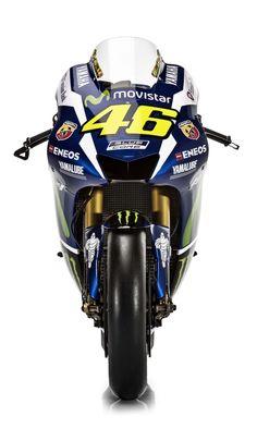 Yamaha YZR-M1, Launch - MotoGP 2016