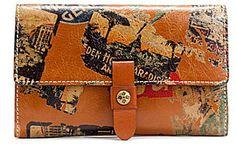 Patricia Nash World Traveler Collection Alava Wallet