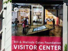Bill & Melinda Gates Foundation Visitor Center, Seattle, Wa