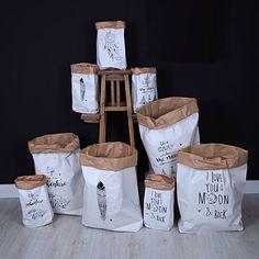259 vind-ik-leuks, 20 reacties - HENRIËTTE (@huisjeboompjebulletje) op Instagram: 'Deze paperbags van #jots kende ik nog niet. Wij kochten gisteren de grote met natuurlijk, I love…'