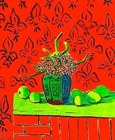 """Henri Matisse """"Still Life With Lemons"""""""