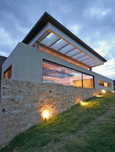 AR House in Calera, Colombia by Campuzano Architects