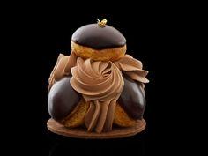 Saint honoré aux chocolats | Des Gateaux et du Pain