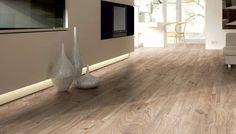 Laminaatvloer met houtlook en structuur via Your Floor