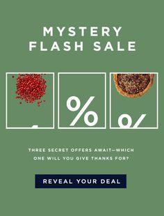 Loft: We're having a secret sale   Milled