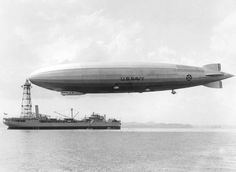 Ships That Were Lighter Than Air | U.S. Naval Institute