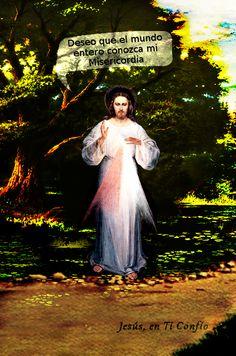 3 Hail Marys: Jesus quiere que le conozcan y acudan a su insonda...